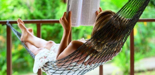 Як правильно відпочивати?