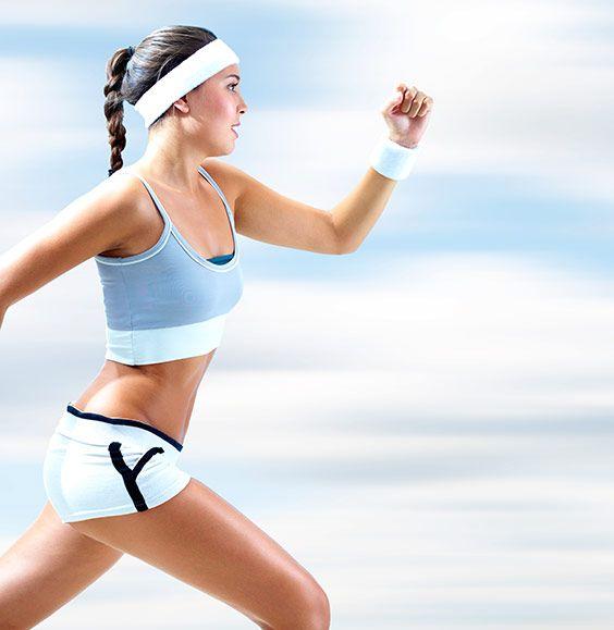 Заняття фітнесом покращують фігуру