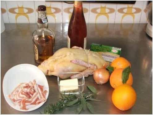 Як приготувати качку з апельсиновим соком. фото №1
