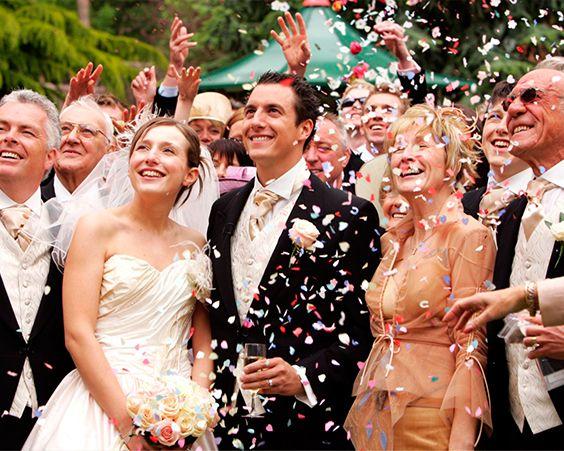 Гості на весіллі чекають торжества не менше молодят
