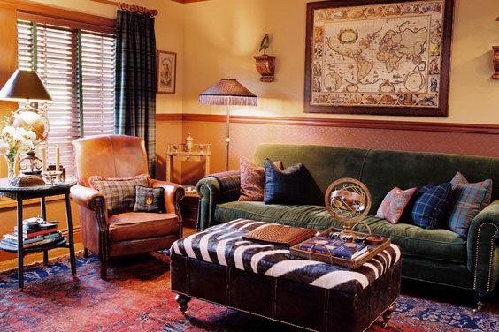 Облагороджування предметів меблів - вінтаж - це стильно!