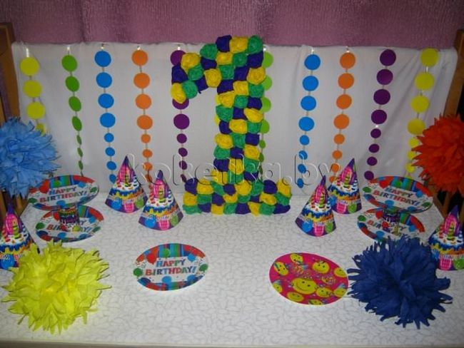 Як прикрасити кімнату до Дня народження