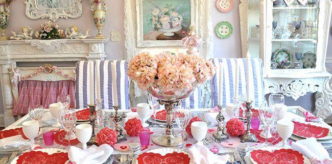 Як прикрасити квартиру до Дня святого Валентина - поради дизайнерів