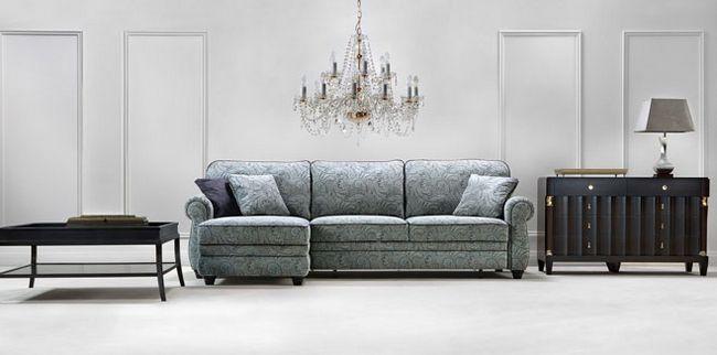 Як вибрати диван-ліжко для вітальні