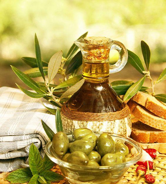 Якісна оливкова олія