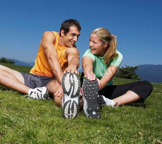 Як змусити себе займатися спортом