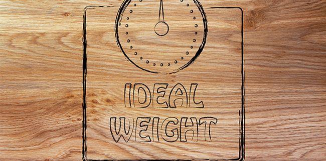 Яким повинен бути ідеальний вагу - до чого прагнути