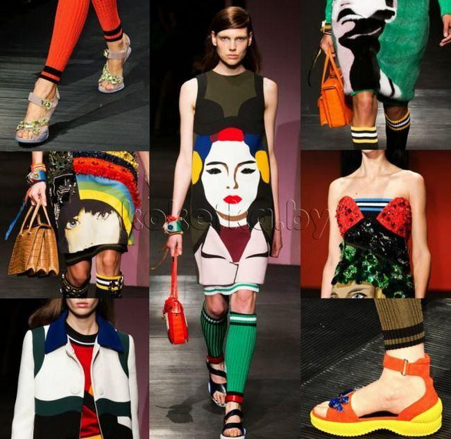 Який колір в моді навесні-влітку 2014