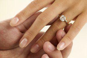 Кільця для заручин