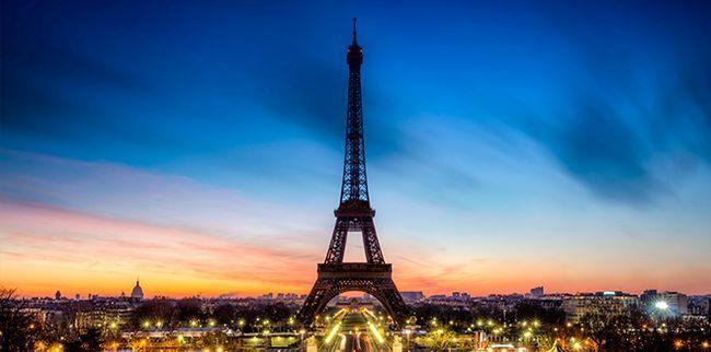 Найкрасивіші горда Франції фото