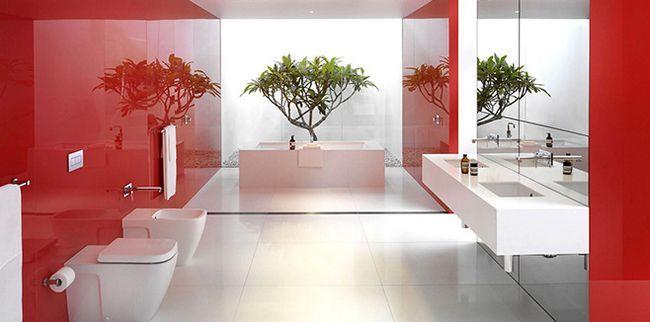 Як створити гарний інтер`єр ванної кімнати