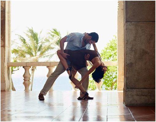 Латинські ритми в танцях