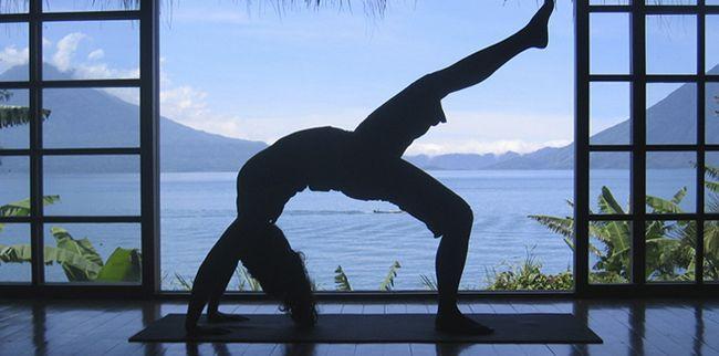Найкращі центри йоги по всьому світу