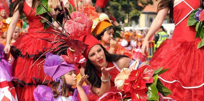 Кращі квіткові фестивалі світу
