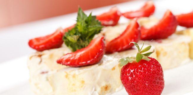 Кращі дієтичні десерти