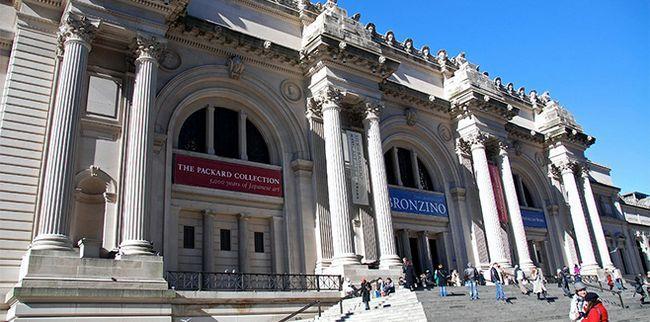 Найкращі музеї Нью-Йорка