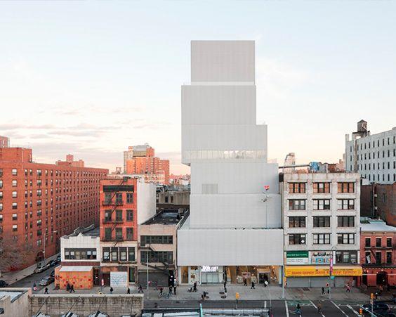 Новий музей сучасного мистецтва в Нью-йорку