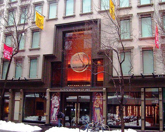 Художній музей Рубіна в Нью-Йорку