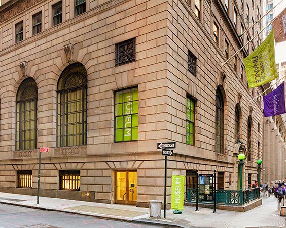 Музей американських фінансів в Нью-Йорку