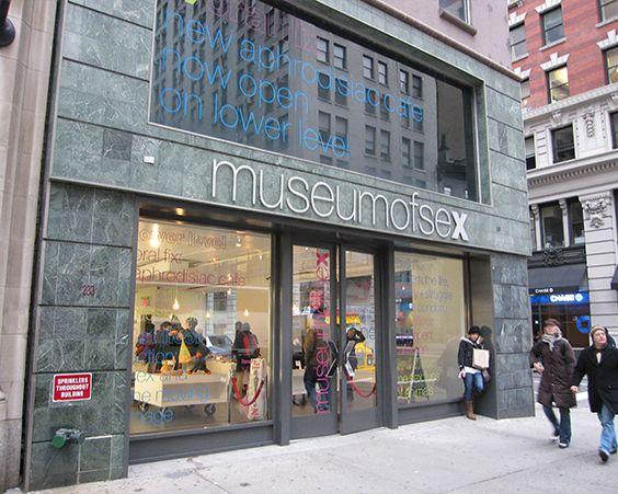 провокаційний музей MoSex