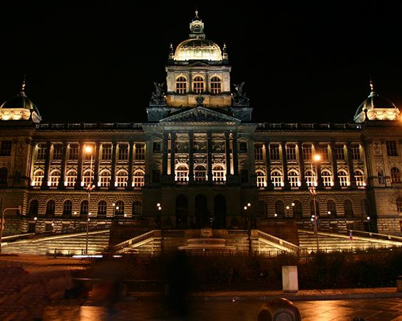 Незвичайний Музей столичного міста Праги