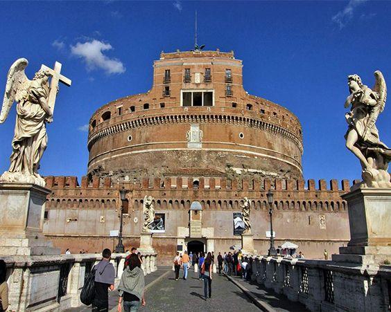 Замок Святого ангела в Римі