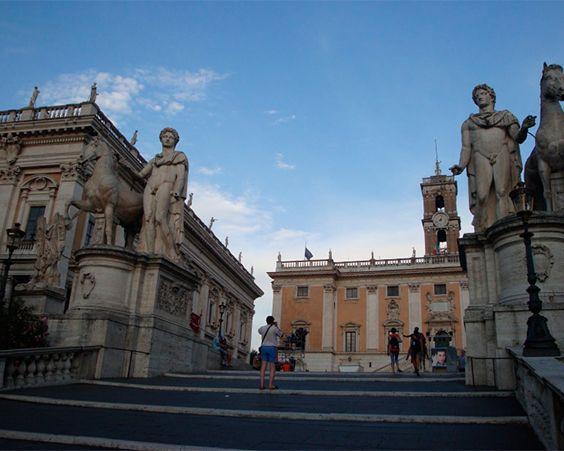 Капітолійські музеї в Римі