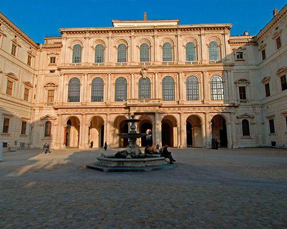 Палаццо Барберіні в Римі