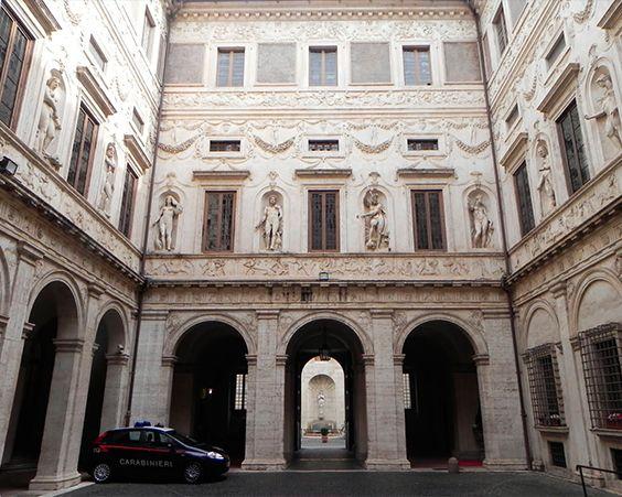 Палаццо Спаду в Римі