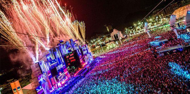 Фестиваль «Рок в Ріо» - один з найбільших в світі