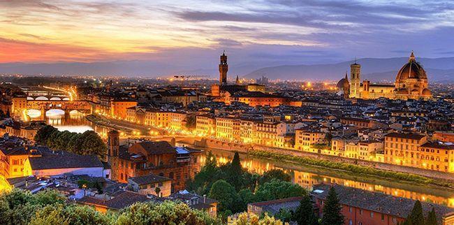 Найкращі готелі Флоренції