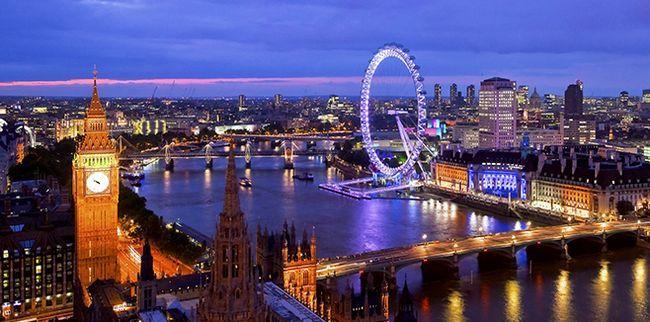 Найкращі готелі Лондона