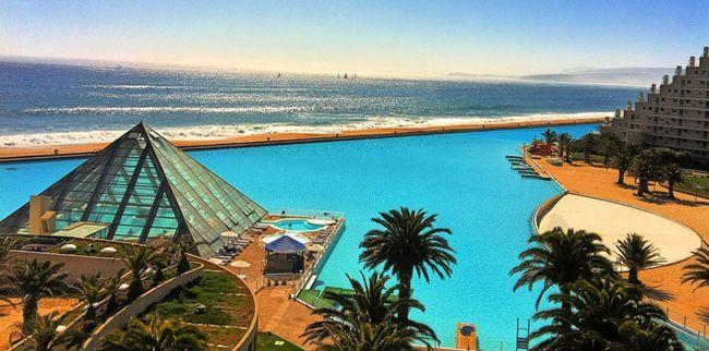Кращі відкриті басейни по всьому світу