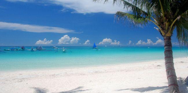 Кращі пляжі Азії