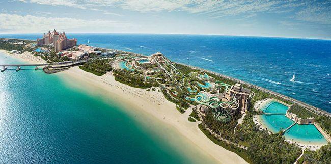 Кращі пляжі Дубая