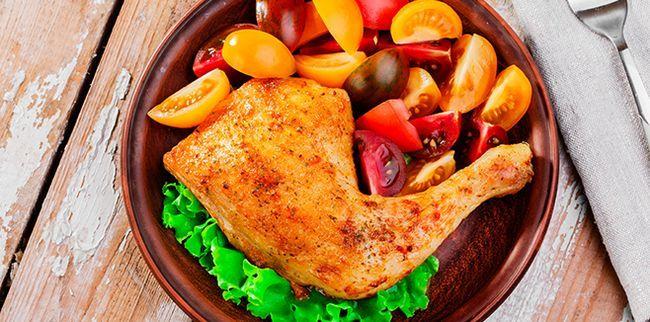 Найкращі рецепти страв з курки