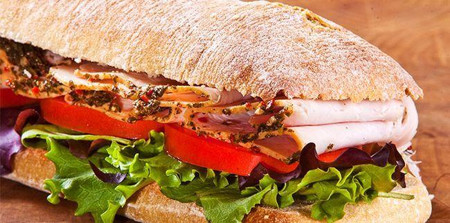 Найкращі рецепти домашніх сендвічів