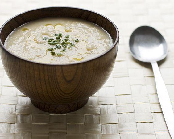Вішуаз - вершковий крем-суп
