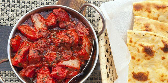 Найкращі рецепти індійської кухні