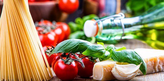 Найкращі рецепти італійської кухні
