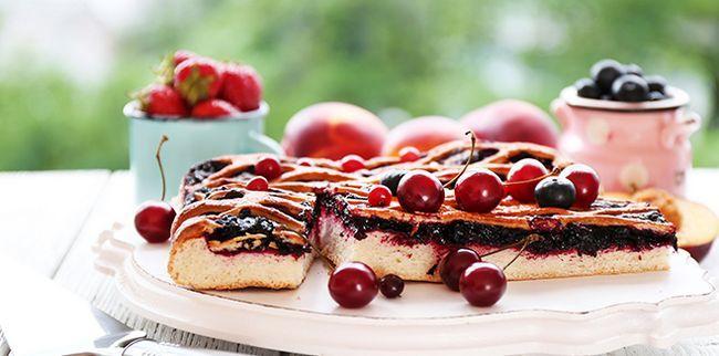Найкращі рецепти ягідного пирога