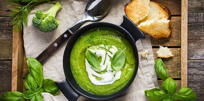 Найкращі рецепти крем-супів