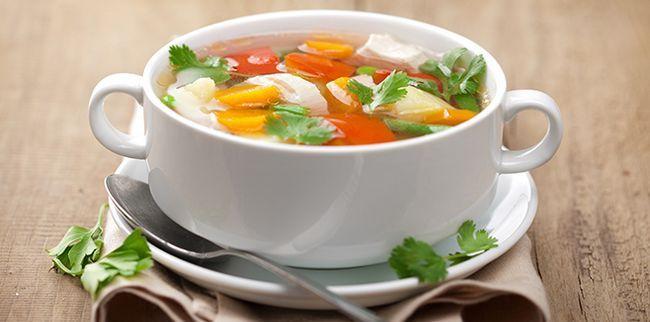 Найкращі рецепти курячого супу