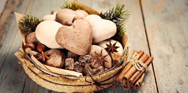 Найкращі рецепти новорічних десертів
