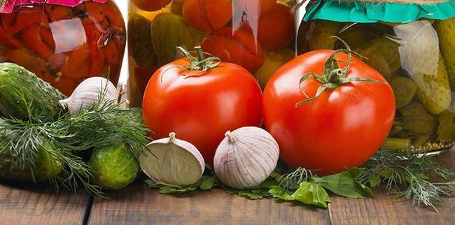 Найкращі рецепти овочевих заготовок