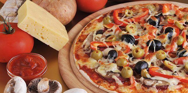 Найкращі рецепти піци