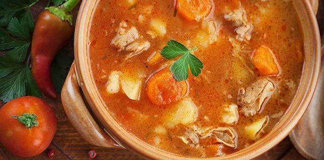 Найкращі рецепти супів для холодів
