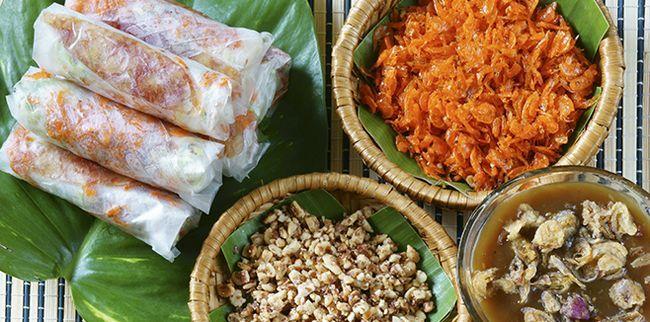 Найкращі рецепти в`єтнамської кухні