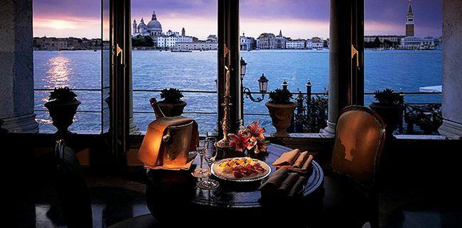 Найкращі ресторани Венеції