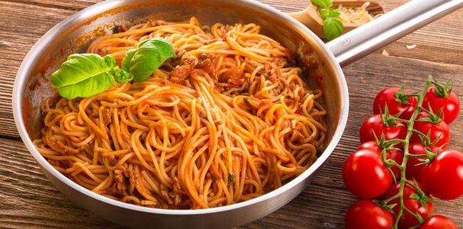 Кращі соуси для спагетті